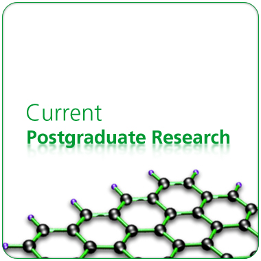 Current research postgraduate student pages